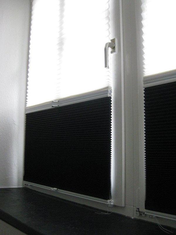 plissee thermo plissees mit w rmeschutzfunktion. Black Bedroom Furniture Sets. Home Design Ideas